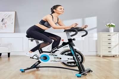 Vélo d'appartement spinning
